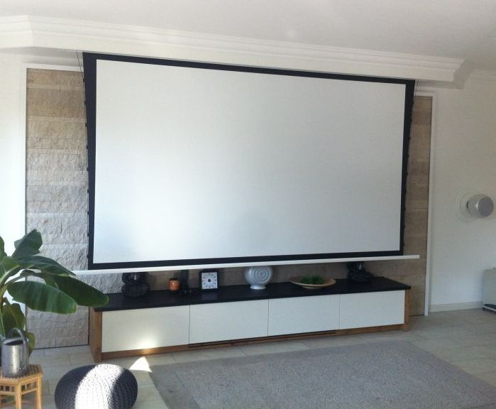 beamer leinwand f r heimkino und konferenzr ume beste qualit t g nstig kaufen. Black Bedroom Furniture Sets. Home Design Ideas